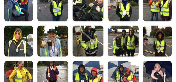 Marathon Volunteers – THANK YOU